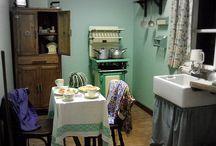 1940s next dolls house idea