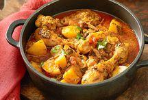 Meals - soups stews casseroles