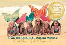 Bellita Boutique - Mahina Merfins - Mermaids