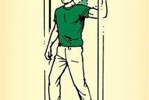 Exercício para as costas.