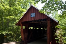 Nostalgic Bridges / Take a driving tour of four cool bridges along the Cherokee Foothills National Scenic Byway. / by Discover South Carolina
