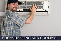 Air Conditioning Service / by Eden's Heating and Cooling