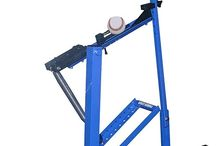 Blue Flame Pitching Machine / Blue Flame Pitching Machine