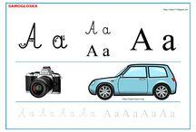 tablice z literami