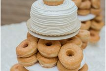 Wedding Cakes and Desserts