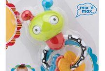 Toys: Infants 3-6 months old