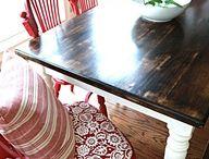 Kitchen table redos