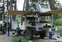 Yoda / Camper deck