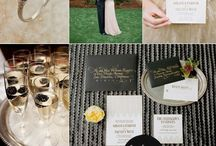 wedding theme / by Helen Mars