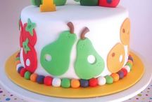 A Very Hungry Caterpillar Party / Hudson's 1st Birthday