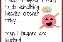 Funny about crochet