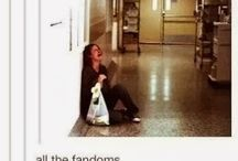 Fangirl Feels / The feels any great fan can relate to...