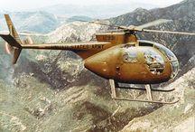 Helicópteros+Velhos...