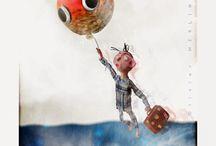 Omergraphie - My work / Créations d'illustrations faites à partir de figurines.