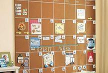 Memo/office-board ideas