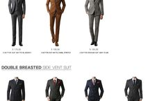 Men's clothes!! / All the good stuff to impress the ladies