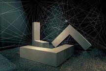 Installation Art / Installation/Construction/Light/Art