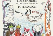 Alice in W:Art/Tove Jansson / Alice in wonderland (illustrator)