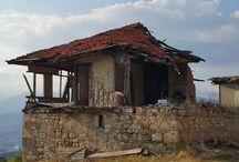 Köy evleri