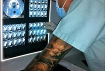 Tattooed, Educated Professional / by Kelli Ellis