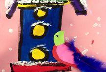 Art projects Grade 1