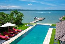 Villa Sunset Bali / Sunset Nusa Dua is an ideal place for a secluded romantic getaway, family vacation or a funky holiday with friends. The villa is also suitable for celebrations, corporate events, weddings or a large party.