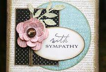 Sympathy Cards / by Donna Handel
