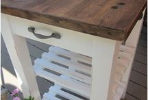 Laundry Room 2014 / Laundry room updates and ideas.  / by KATbike