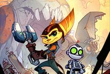 Ratchet and Clank <3