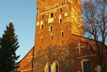 Turku Church Finland / church