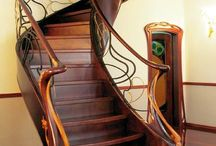 Art Nouveau möbler