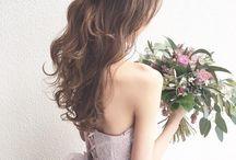 ♡wedding hair♡