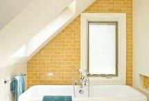 Guest bathroom / by Diana Nicholus