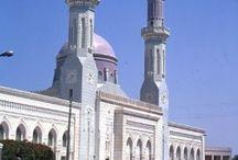 islami mimari = islamic architecture