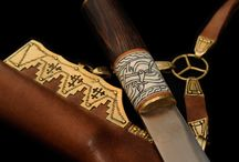 Knifes & Daggers / Viking, medieval and renaissance knifes and daggers