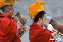 Ladakh, India / Alla scoperta del Ladakh, stupenda regione dell'India sospesa tra terra e cielo.