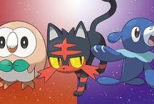 Pokemon Sun et Moon