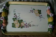 My hand made paiting!!! /  paiting--ζωγραφικη