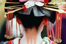 Oiran, geisha & maiko