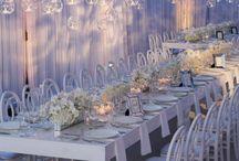 Weddings decor planning