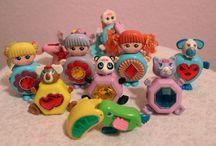 Mis juguetes allá por los 80s 90s