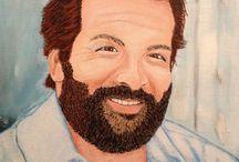 Portraits / Portraits (paintings, drawings) by Kolormagic