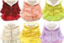 Baby Girl Jackets and Coats