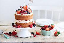 cake / bake / food