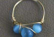 Rings  / To make / wear