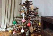 Christmas Handmade Decorations / Handmade products.