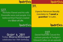 Potter Facts