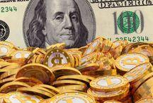 bitcoin / graphic of bitcoin