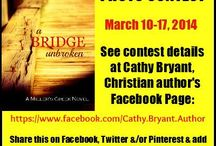 CONTESTS / Ya gotta be in it to win it! :) / by Mippy Foofalina