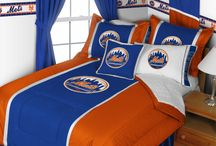 New York Mets Merchandise, Bedding, Decor & Gifts / New York Mets Bedding and  Merchandise are awesome ways to decorate your home & office to create your own Mets fan zone in your bedroom, kid's bedroom, game room, study, kitchen, living room, and even the bathroom. Also magnificent as New York Mets fan gifts. Mets fans - Show off your team spirit today!
